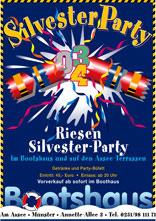 Silvester Party 2003